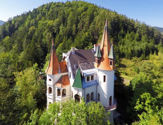 A Castle in the Sky - Silbererschlössl