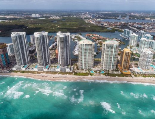 Five Emerging Markets for Luxury Real Estate in North America - Miami