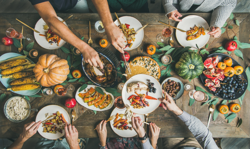 5 Fresh Thanksgiving Elements Your Home Can't Do Without - Thanksgiving