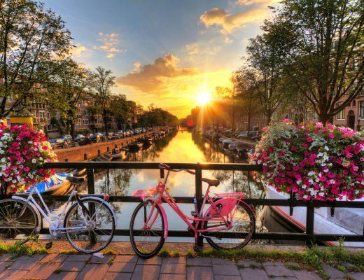 Amsterdam's Charm on Real Estate - Amsterdam