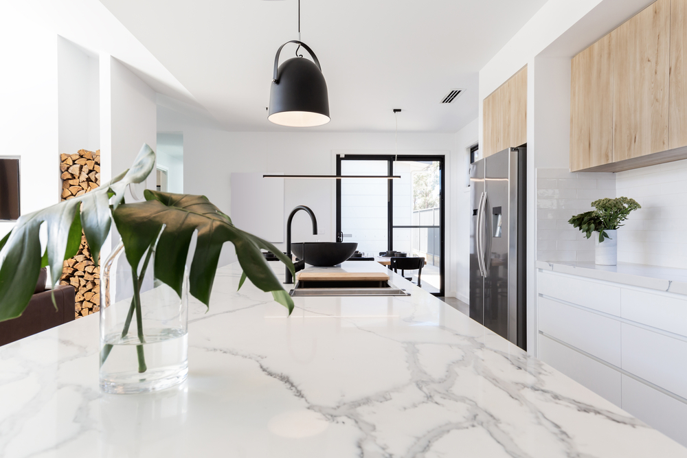 Top 10 Home Design Trends for 2019 - Countertop