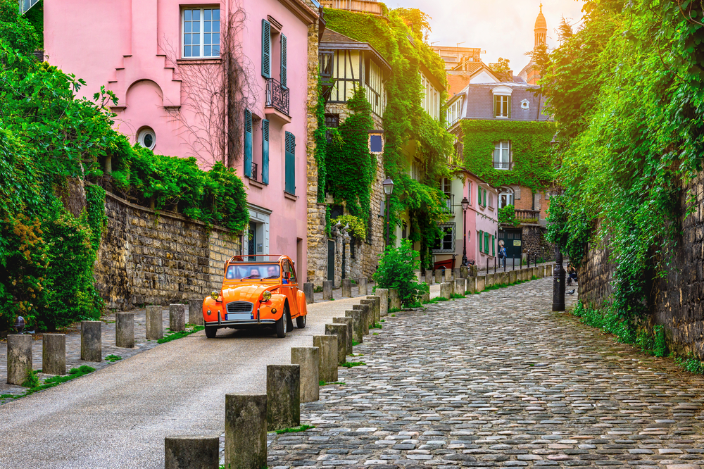 The Allure of the Parisian Property Market - Montmartre
