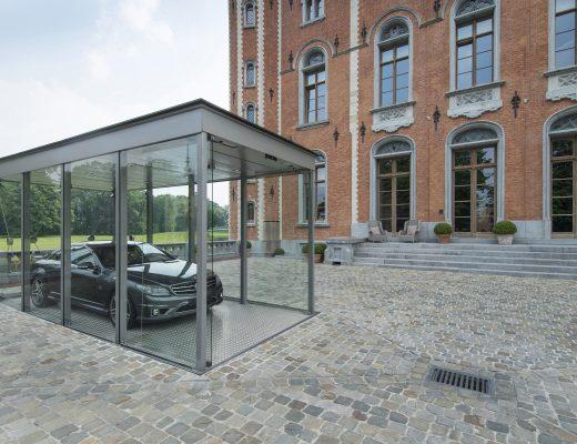 If James Bond Lived in Belgium - Castle Olsene