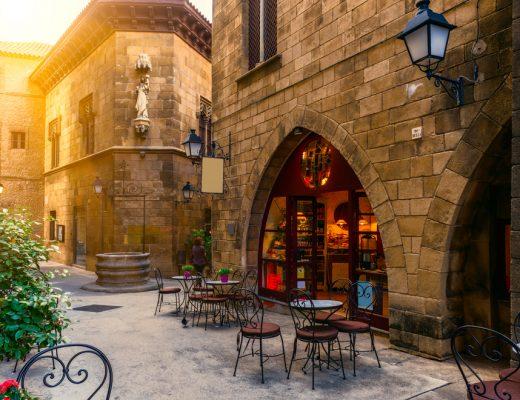 4 Barcelona Neighborhoods to Call Home - Poble Espanyol