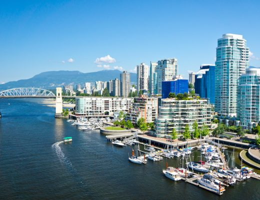 Luxury Real Estate Markets Are Warming up Across Canada - Vancouver