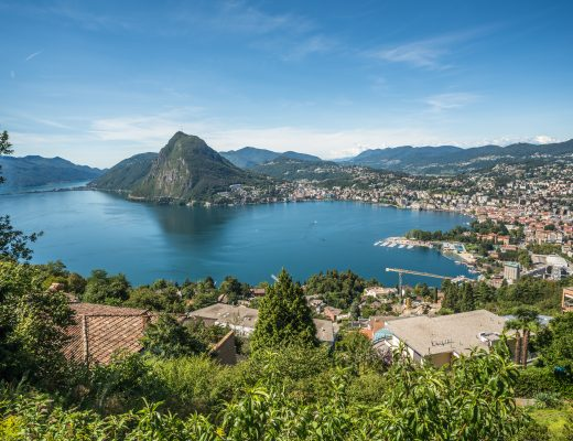 5 Extravagant End-of-Summer Destinations - Lugano