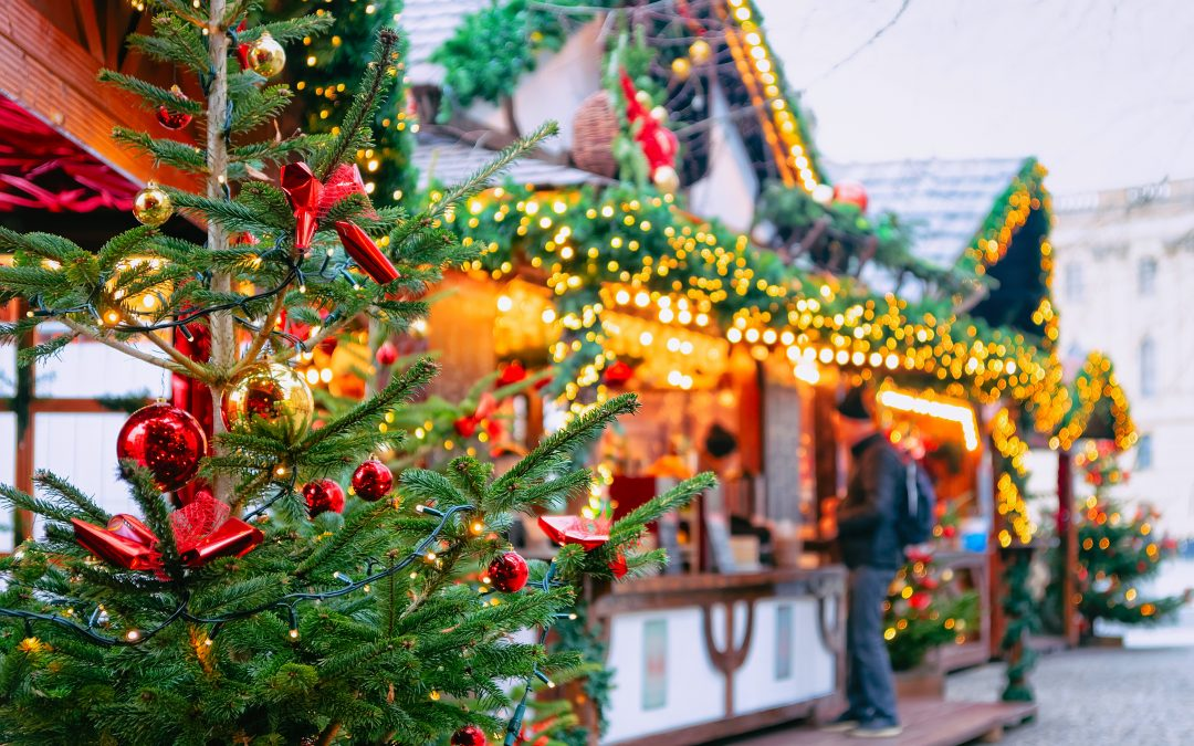 The Best Christmas Markets in Europe - Gendarmenmarkt