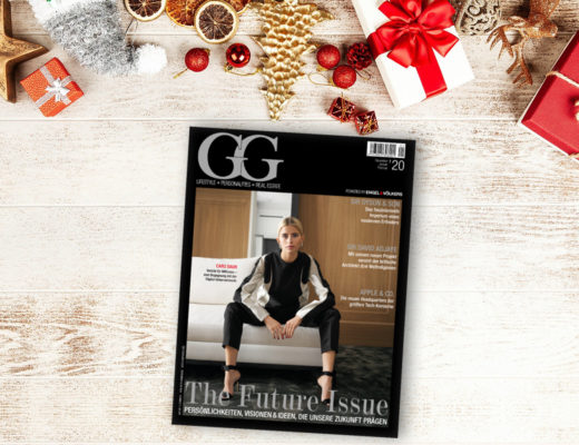 The Latest Edition of GG Magazine Takes a Look into the Future - St. John's Parish Day School
